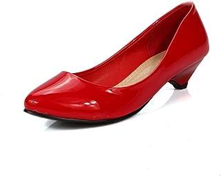 BalaMasa Womens APL12279 Pu Heeled Sandals