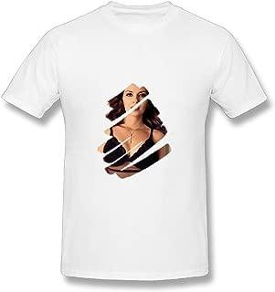 Mens Tshirt-Cool Shania Twain White