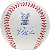 Pete Alonso New York Mets Autographed 2019 MLB Home Run Derby Baseball - Autographed Baseballs