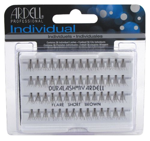 Ardell Duralash Flare Short Brown (56 Lashes) by Ardell