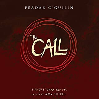 The Call                   By:                                                                                                                                 Peadar O'Guilin                               Narrated by:                                                                                                                                 Amy Shiels                      Length: 7 hrs and 25 mins     863 ratings     Overall 4.3
