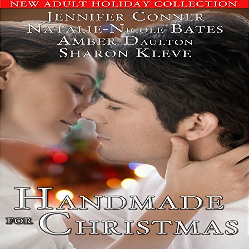 Handmade for Christmas Collection audiobook cover art