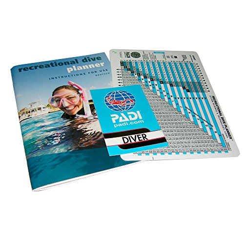 Padi - RDP Table and Instruction for Use Booklet (G)