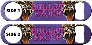 Bullet Proof Tiger Bottle Opener