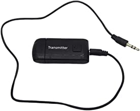 Chenggong Chg Inalámbrico Bluetooth 4.2 Transmisor 3.5MM