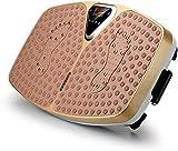 YYCHJU Plataforma Vibratoria Ultra Slim Máquina para Adelgazar Máquina de agitación, Cintura Delgada Estufa Delgada Estufa de estómago Artefacto Pérdida de Peso Equipo de Aptitud (Color : B)