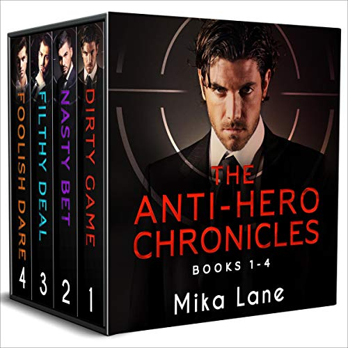 Couverture de The Mafia Chronicles Books 1-4