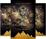 Falkenburg Chroniken (Reihe in 3 Bänden)