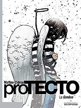 Protecto - La Genèse (Empreinte - Book  of the Mèche rebelle l'intégrale