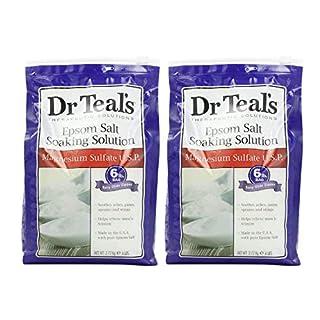 Dr. Teal's Epsom Salt 2 6 Lb Bags (B00D4FKGU2) | Amazon price tracker / tracking, Amazon price history charts, Amazon price watches, Amazon price drop alerts