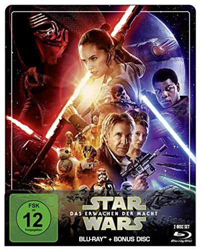 Star Wars: Das Erwachen der Macht - Steelbook Edition [Blu-ray]
