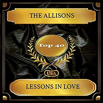 Lessons In Love (Billboard Hot 100 - No 30)