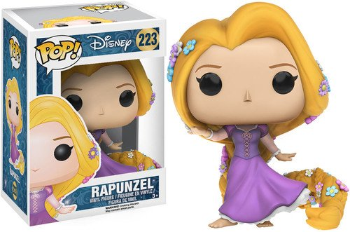 Funko - 223 - Pop - Disney - Princesses - Raiponce