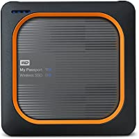 Western Digital My Passport 1TB USB 3.0 Wireless Portable Solid State Drive