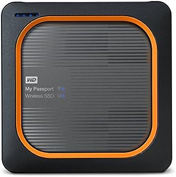Western Digital My Passport 1TB USB 3.0 Wireless Portable Solid State Drive