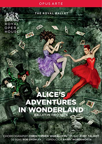 Alice's Adventures in Wonderland [DVD] (The Royal Opera House)