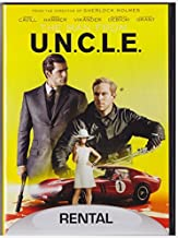 MAN FROM UNCLE DVD RENTAL EXCLUSIVE
