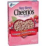 Cheerios, Gluten Free Breakfast Cereal, Very Berry, 10.9 Oz
