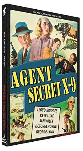 Agent secret X-9 [Francia] [DVD]