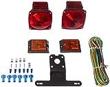 MAXXHAUL 70094 12V Light Kit for Trailers Under 80'