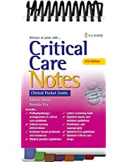 Jones, J: Critical Care Notes: Clinical Pocket Guide