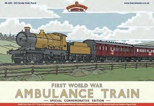 Bachmann 30-325 Ambulance Train No.40 Train Pack by Bachmann