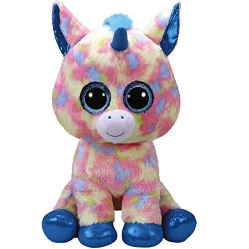 39798b274b2 Ty 36890 Blitz Unicorn with Glitter Eyes