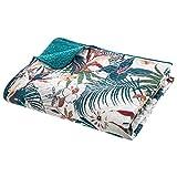 Dschungel Print Bett Top