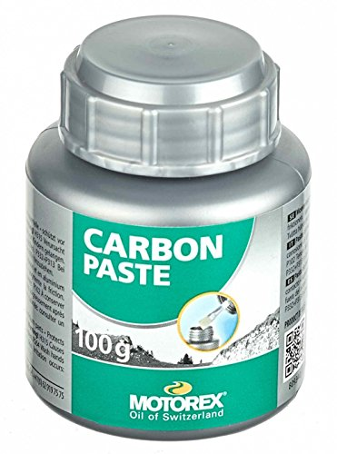 Motorex Montagepaste Carbon Grease, Transparent, 100 g