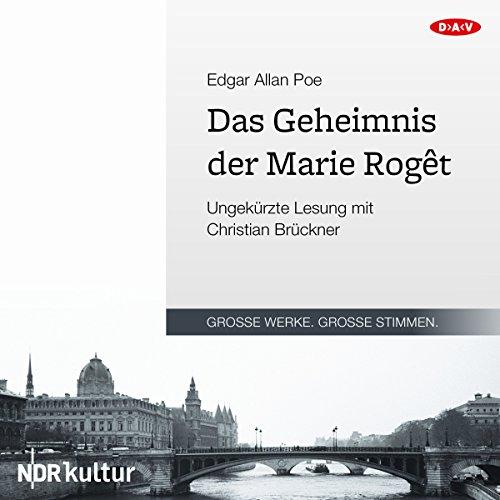 Das Geheimnis der Marie Rogêt cover art