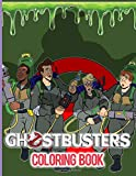 Ghostbuster Coloring Book: Ghostbuster Awesome Coloring Books For Adults, Boys, Girls Color To Relax