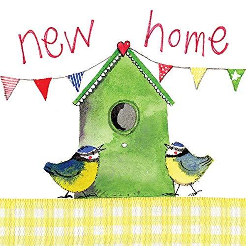 ALEX CLARK New Home Bird House C