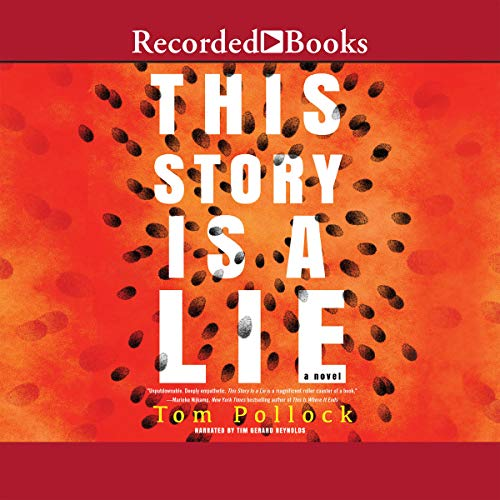 This Story Is a Lie audiobook cover art
