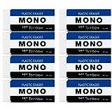トンボ鉛筆 消しゴム MONO モノPE04 8個 JCA-811AZ