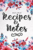 Best Blank Recipe Books - Blank Cookbook Recipes & Notes: (Cooking Gifts Series) Review