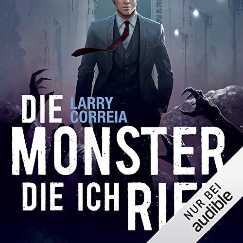 Die Monster, die ich rief audiobook cover art