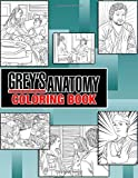 Grey's Anatomy Coloring Book