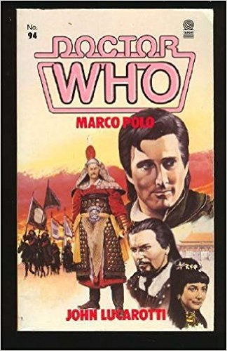 Marco Polo (Doctor Who #94) (English Edition)