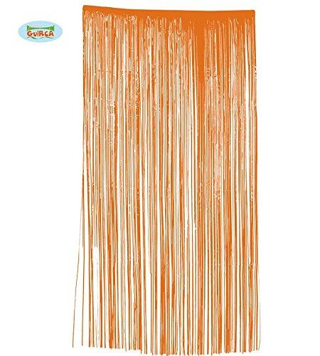 HalLoween Door Decoration Orange Curtain 100% plastic 100 x 200 cm