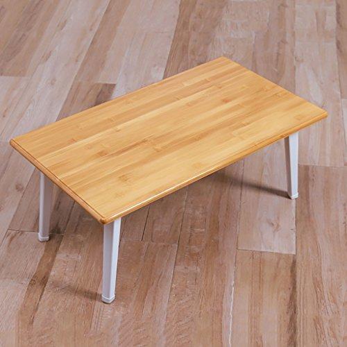 Table Bois Ordinateur Bureau Lit Plier Paresseux Portable Portable Petit Bureau Portable Petite Table (taille : B 70 * 40 * 29CM)