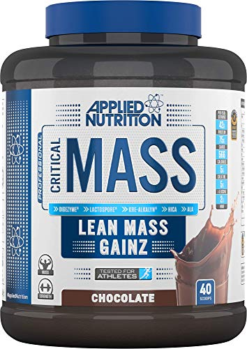 Critical Mass Protein Powder, Chocolate