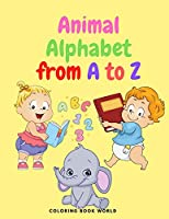 Animal Alphabet from A to Z