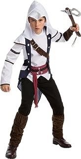 Assassin's Creed III Connor Assassin Boys Costume Bundle
