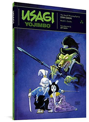 Usagi Yojimbo Book 6 Soft