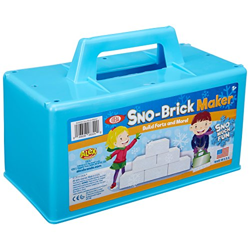 Ideal Sno-Brick Maker