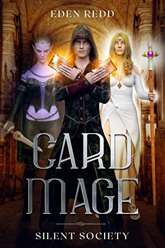 Card Mage: Silent Society (English Edition)