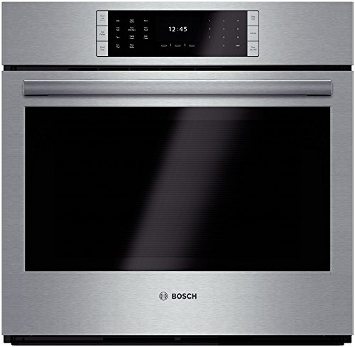 Bosch HBLP451UC: 30' Single Wall Oven Benchmark Series - Stainless...