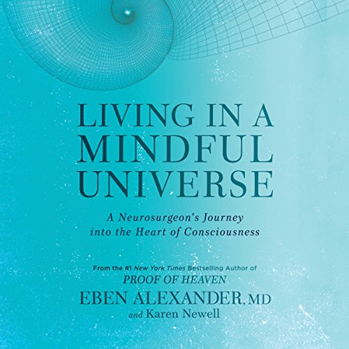 Living in a Mindful Universe audiobook cover art
