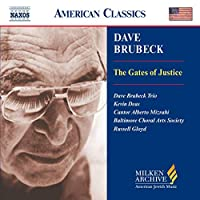 Milken Arch American Jewish Music: Gates of Justic