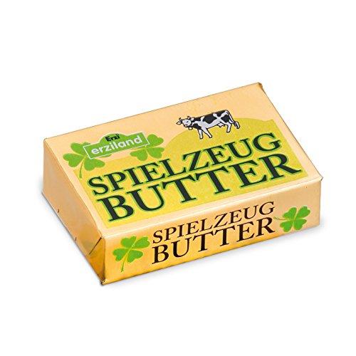 Erzi 17090 Butter aus Holz, Kaufladenartikel für Kinder, Rollenspiele
